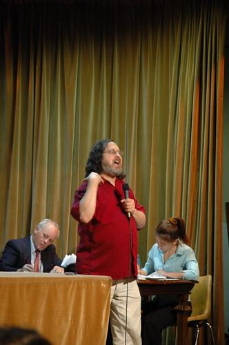 Richard Stallman en Argentina | by mat-