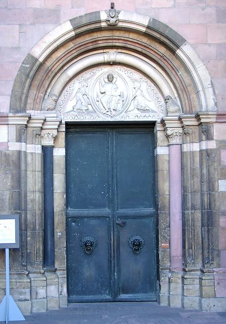 Mainz Dom Nordportal