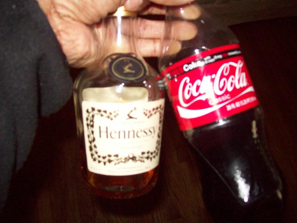 Henny n Coke | Party starter | kirk state | Flickr