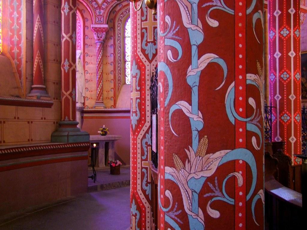 Issoire (Puy-de-Dôme, Auvergne, Fr) - Eglise romande de Saibt Austremoine