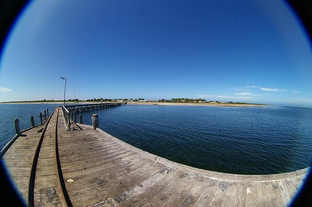 Cape Jaffa Jetty
