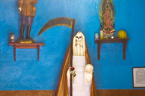 La catedral en Puebla