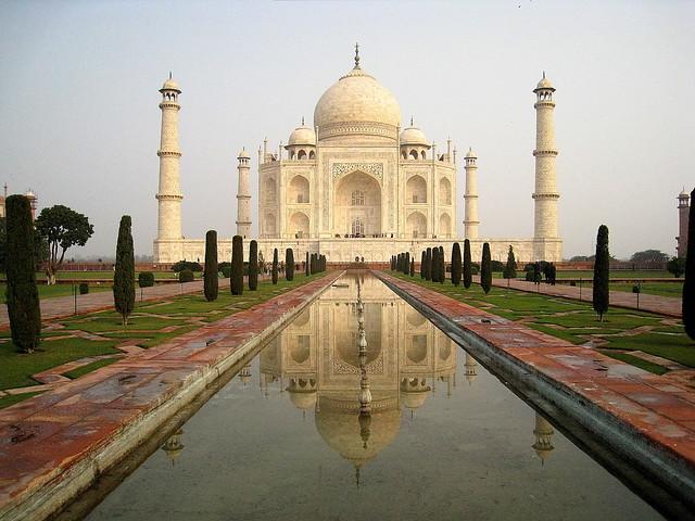 Taj Mahal - Monument of Love