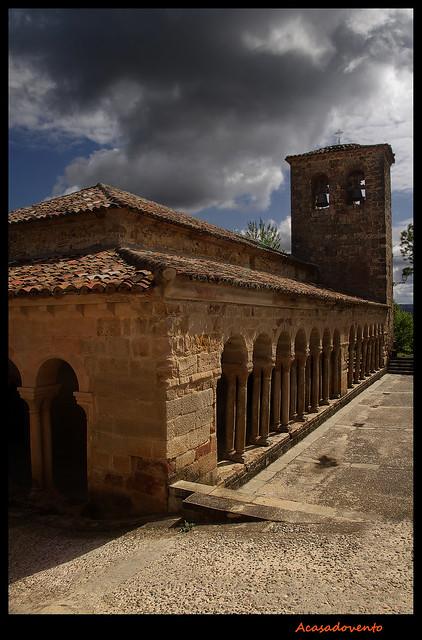 Iglesia Románica de Carabias