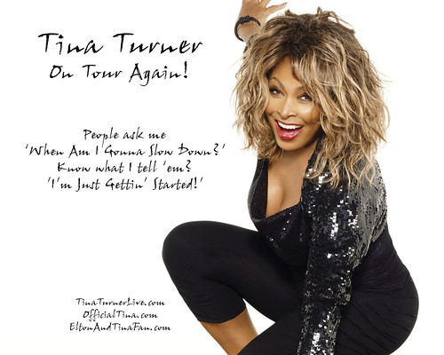 Tina Turner Wallpaper | by eltonandtinafan