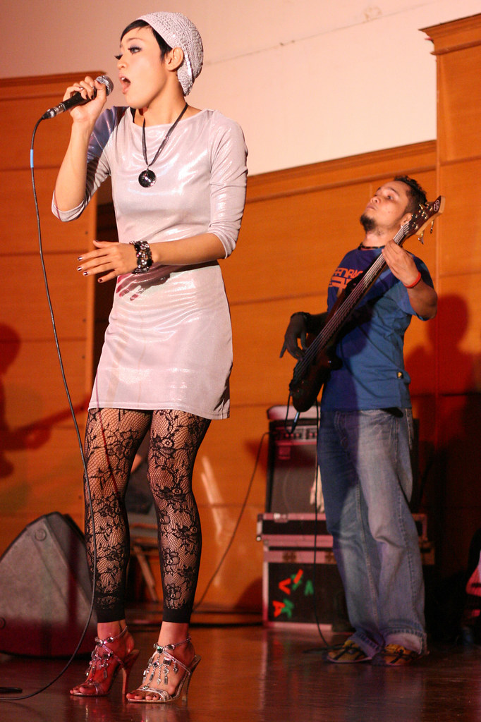 Flowchart 2008 - Beben Jazz and Friends feat. Carolina Kamarie