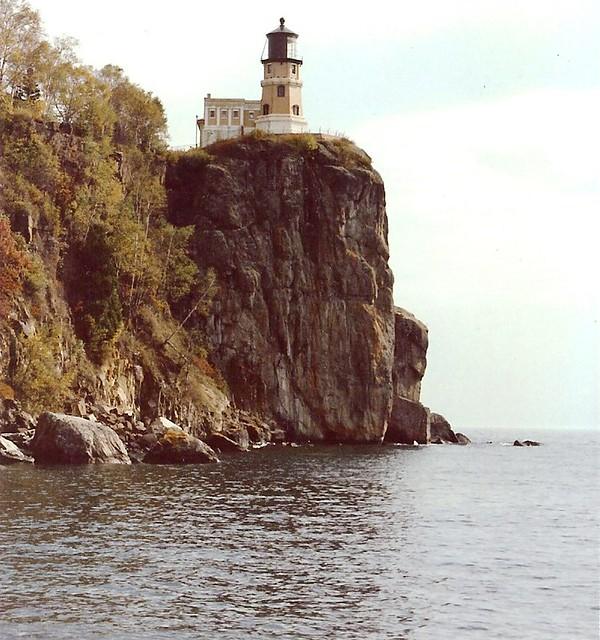 Minnesota, Lake County, Split Rock Lighthouse, Lake Superior (2,050)