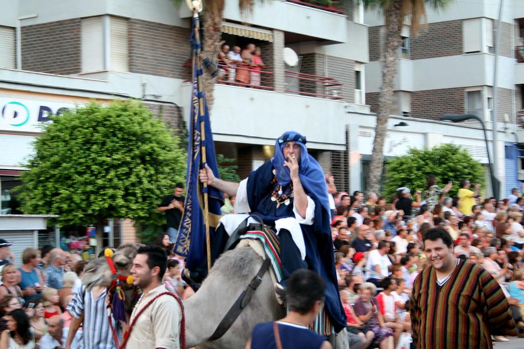 Fiesta en Villajoyosa