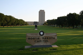 The North Dakota Capitol | by public.resource.org