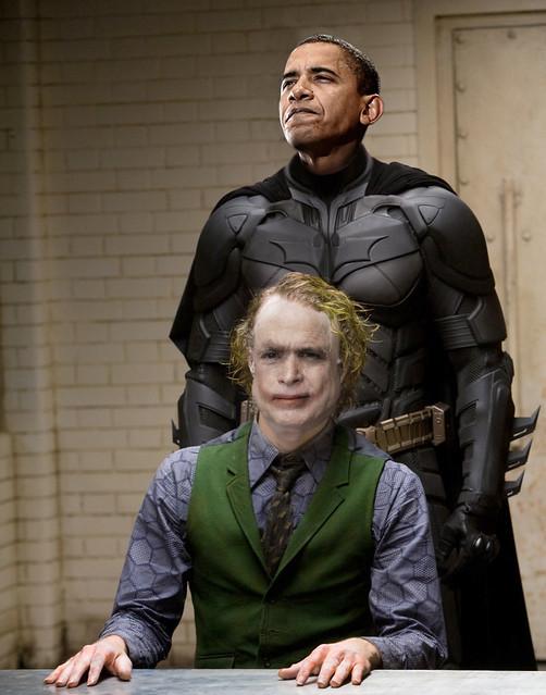 The Dark Knight...