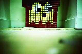 mosaic mickey