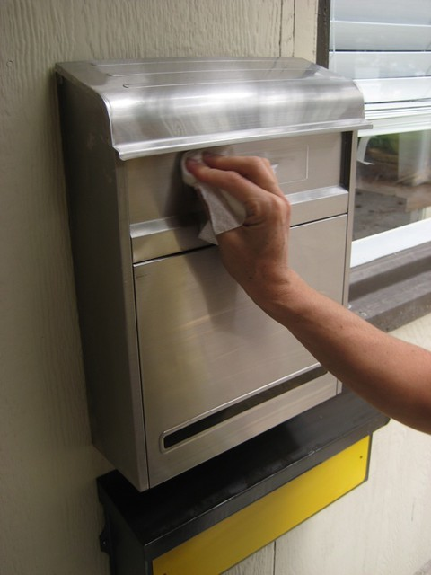 Mail/newspaper box installations