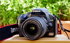 My Canon EOS camera | by alfieianni.com