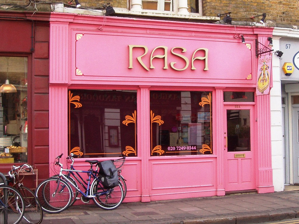 Image result for RASA, Stoke Newington