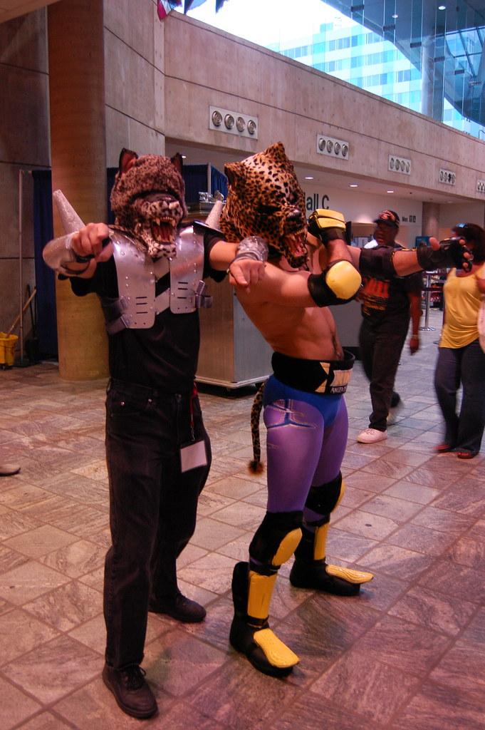 Tekken King And Armor King Kubot Flickr