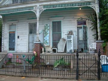 Lee Harvey Oswald's New Orleans house?   I THINK  On Magazin