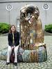 El beso ( Gustav Klimt ) by Minais