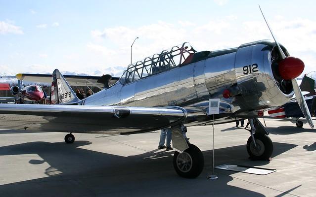 World War II vintage AT-6
