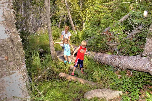 family_hiking_trappers
