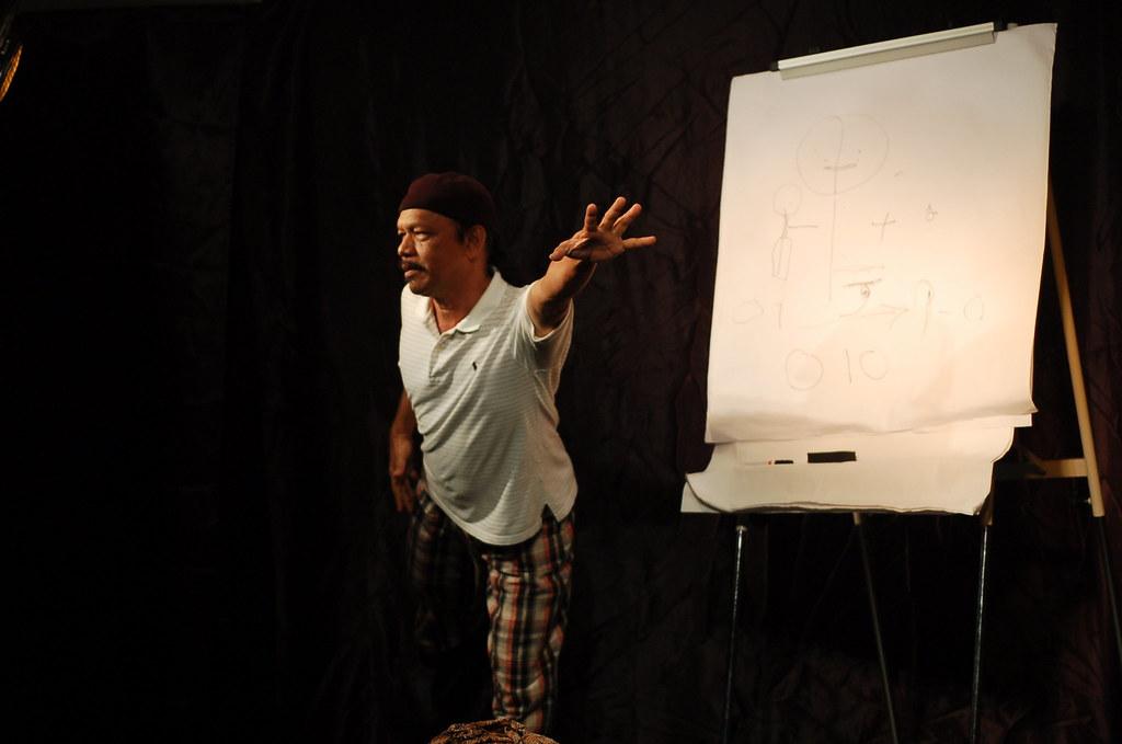 Teater Monodrama 'Jual Ubat' - Khalid Salleh #33