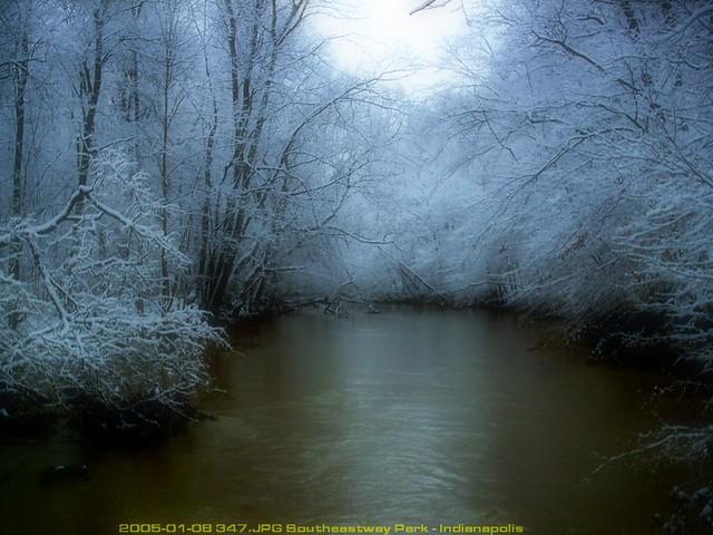 Creek Southeastway Park Indianapolis Winter 2005 347 EDIT+