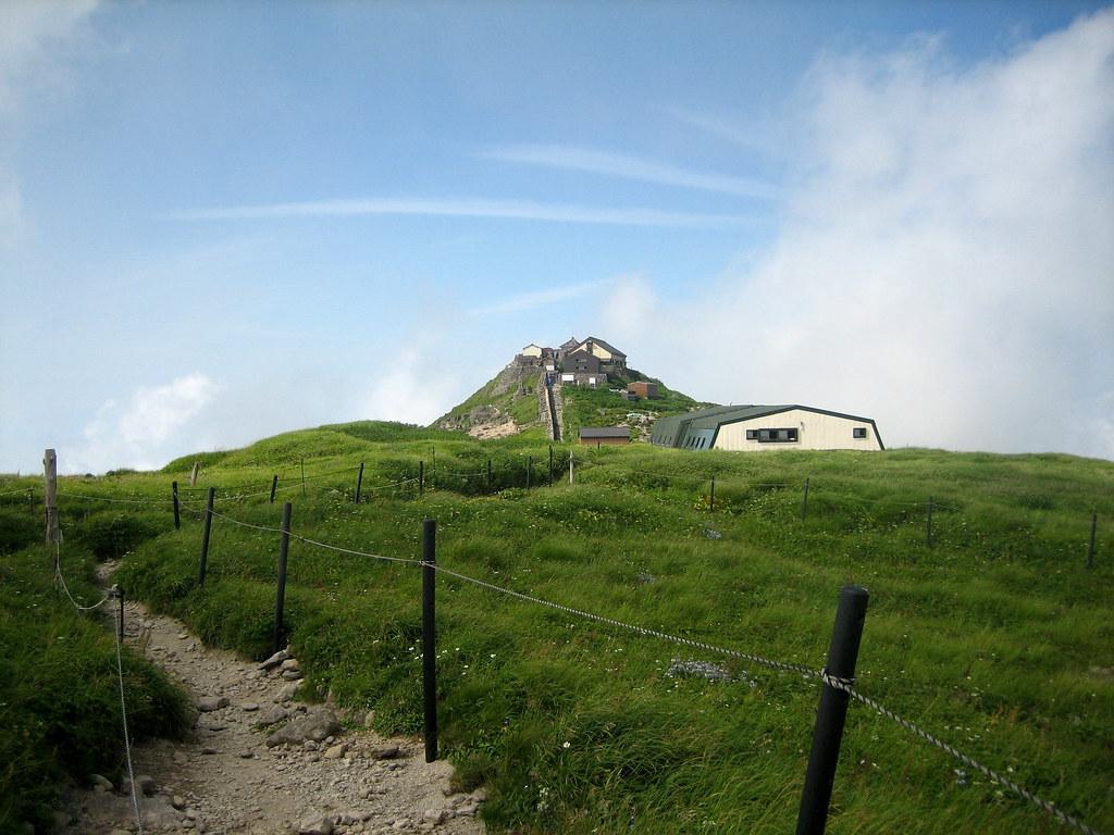 出羽 三山