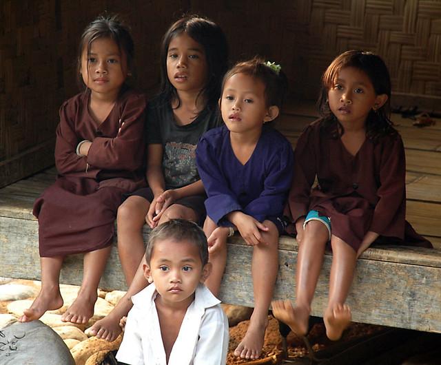 badui kids