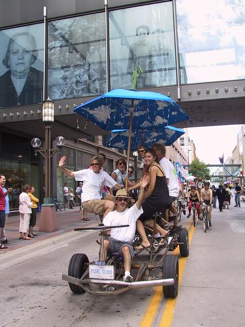 Liberty Parade at Minneapolis, Minnesota