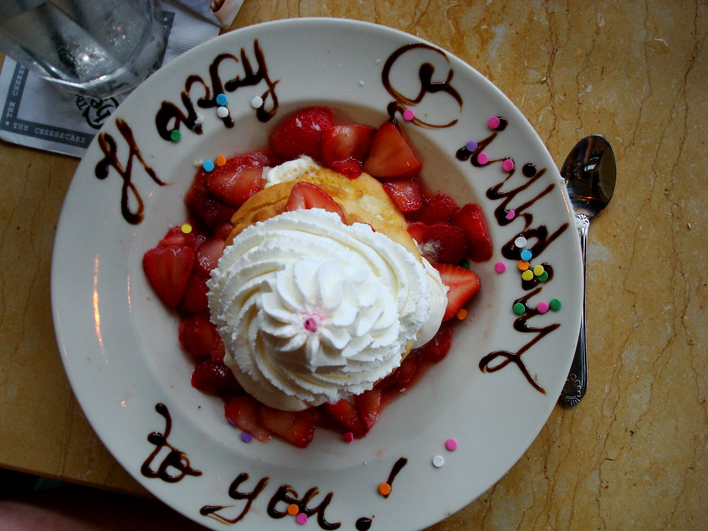 Superb Birthday Wishes From The Cheesecake Factory Joesahfeen Flickr Birthday Cards Printable Trancafe Filternl