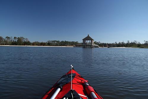 lake beach water geotagged pier louisiana kayak unitedstates paddle pump yukon shore bow kayaking mandeville lakepontchartrain folbot foldingkayak fontainebleaustatepark louisianastatepark notthistorical geo:lat=3033428773 geo:lon=9004699623