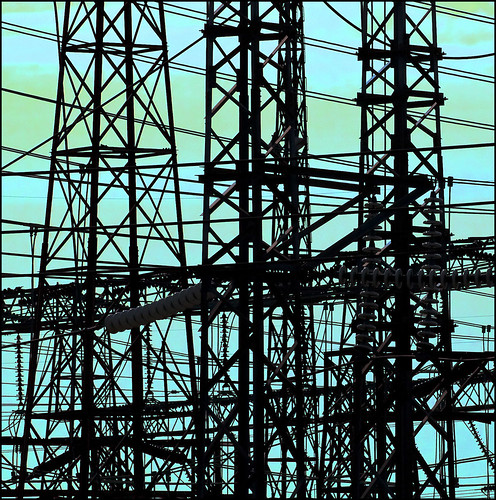 blue green lines energy turquoise hydro wires electricity powerstation hydrotower powerdistributioncentre 4691120