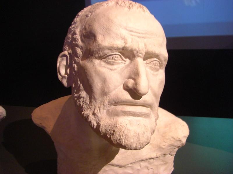 Leonardo Da Vinci At The Tech