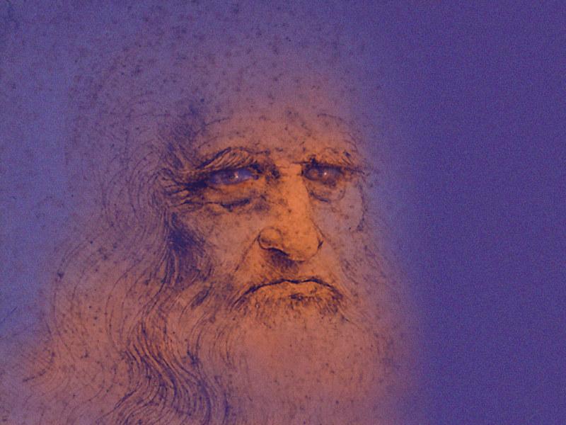 Paráfrasis Leonardo di ser Piero da Vinci