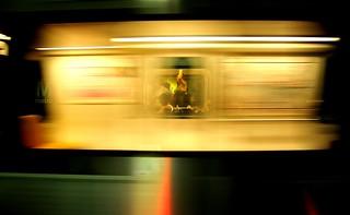 Two Trains, L'Enfant Plaza
