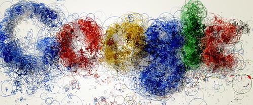 Google logo render - Mark Knol | by mark knol