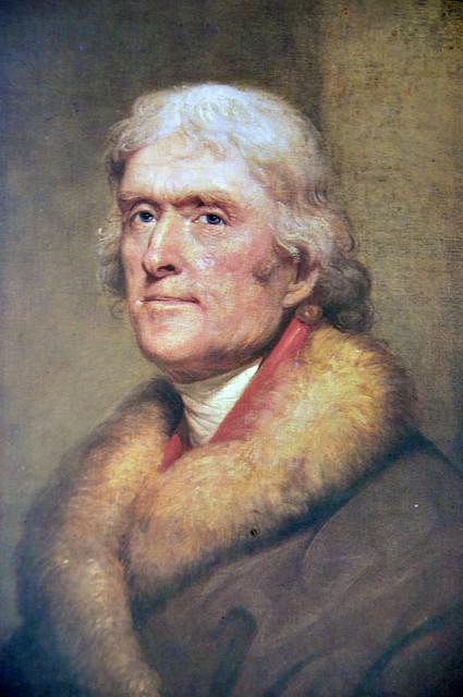 Biography of Thomas Jefferson (Third President 1801-1809)