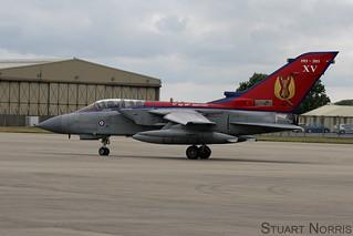 15 squadron Tornado GR.4 ZA461 - RIAT 2015   by stu norris