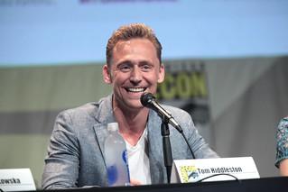 Tom Hiddleston | by Gage Skidmore