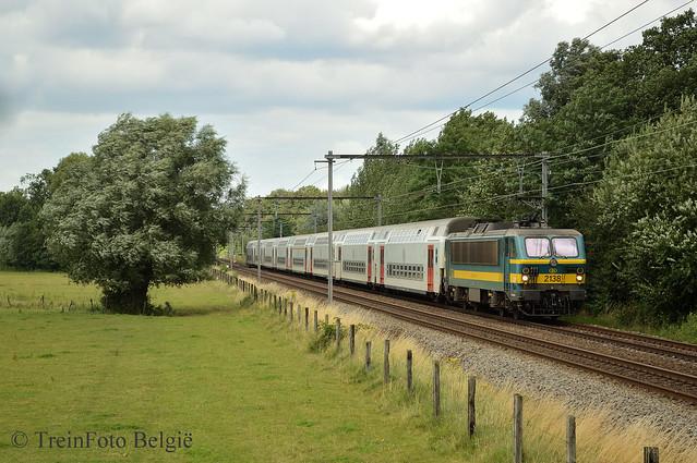 NMBS 2138 Sint-Mariaburg