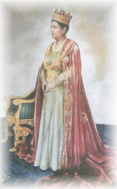 Her Imperial Majesty Empress Menen Asfaw | Wife and consort … | Flickr