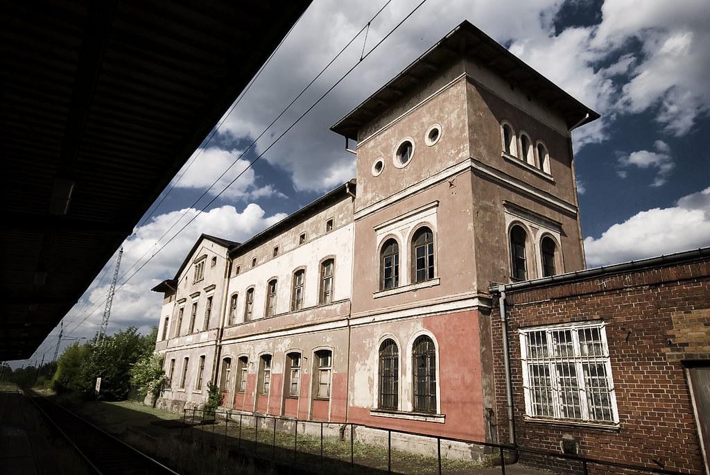 Eisenhüttenstadt Bahnhof