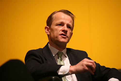 David Laws speaking at Lib Dem Spring conference, Liverpool 2008 | by Liberal Democrats