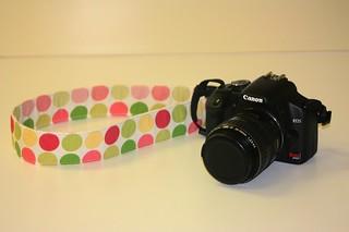 camera & custom strap | by Darci - Stitches&Scissors