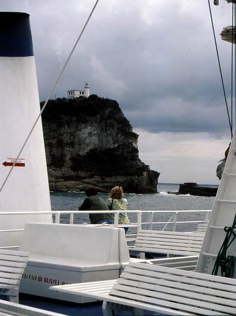 ITALIEN, Ischia , Ausflug mit dem Schiff - 2