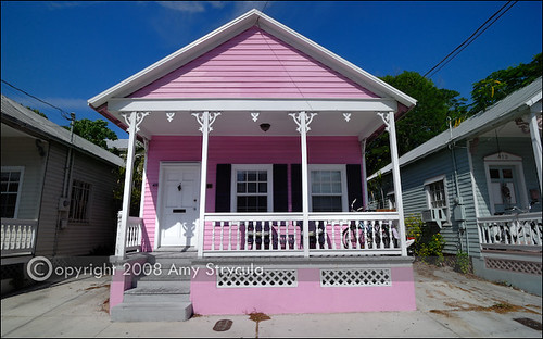 Pink House, Key West | by amycicconi