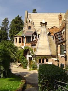 Villa Torlonia - Casina delle Civette | Het huis van de ...