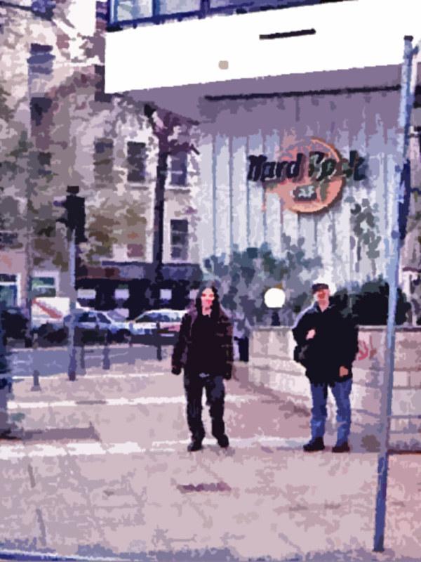 Rock frankfurt hard shop Location