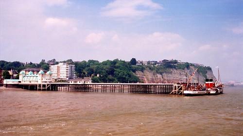 Waverley at Penarth Pier