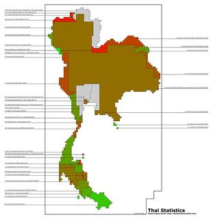 Thai statistics | by MastaBaba