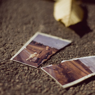broken memories | by Elin Ivemo
